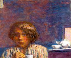The Breakfast (Le petit déjeuner) by Pierre Bonnard (France)
