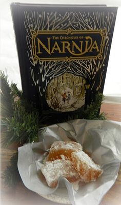 Turkish Delight recipe (from Chronicles of Narnia) I want to try this!