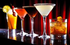 variety cocktails - Google Search