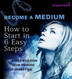 Start opening your Mediumship senses right now!