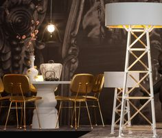 Stühle | Sitzmöbel | The Golden Chair | Moooi | Nika Zupanc. Check It Out
