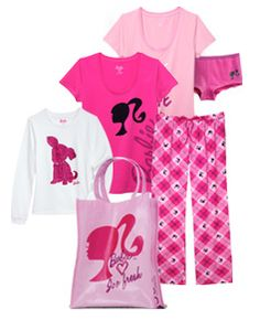 barbie sleepwear - Google Search