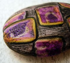 Bead for a friend by Claire Maunsell, via Flickr