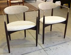 Pair of Viscount Chairs by Dan Johnson image 2