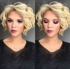 40+ Super Short Curly Hairstyles | Short Hairstyles & Haircuts 2015