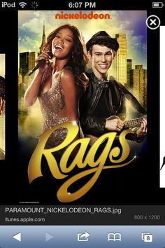 watch rags full movie free online