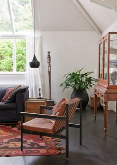 A Dutch artist's atelier and home