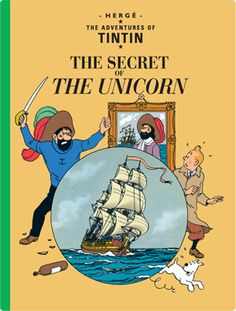 """""""The Adventures of Tintin"""" series, with translations published in more than 50 languages, is one of the most popular European comics of the 20th century.  It first appeared in French in Le Petit Vingtième, a children's supplement to the Belgian newspaper Le XXe Siècle on 10 January 1929.  These graphic classics are still very popular today!"""