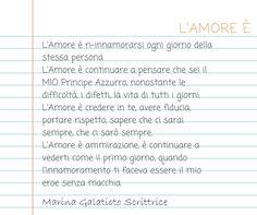 Amore è  #amore #amoremio #eroe #love #lovestagram #quote #principeazzurro #innamorarsi #marinagalatiotoscrittrice