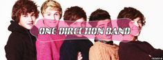 One Direction Band Facebook Covers | FBcover.in