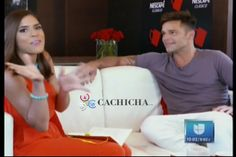 Francisca Lachapel Hace Interesante Entrevista A Ricky Martin