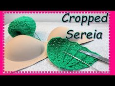 Crochet Bra, Crochet Bikini Pattern, Crochet Halter Tops, Crochet Boots, Crochet Cardigan, Filet Crochet, Crochet Clothes, Crochet Stitches, Crochet Patterns