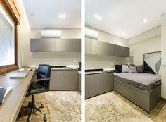 home-office-quarto-de-hospede-projeto-bibiana-meneguez-marcenaria (Foto: Marcelo Donadussi/Divulgação)