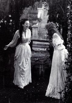 Lucy and Mina Dracula 1992