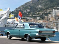 1965 Dodge Dart G-T Hardtop Coupe