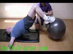 Best Hamstring Exercises for Women / Men - Hamstrings Leg Workout Tips : AskTheTrainer.com