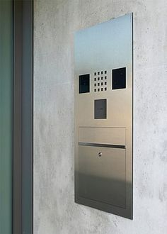 Siedle Steel Door Station