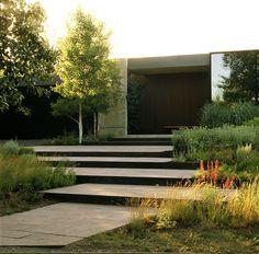 Ketchum Residence - ландшафтный дизайн живописной долины в Калифорнии