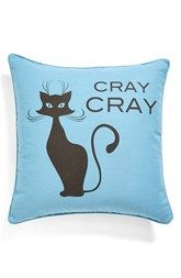 Levtex 'Cray Cray' Pillow