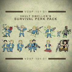 Gallery For > Fallout Wallpaper Vault Boy