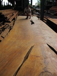 Beautiful! Uses reclaimed woods for cabinetry and furniture. By Restoration Timber