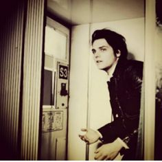 I feel as if Gerard would be a charecter of the matrix haha