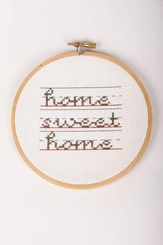 cross stitch craft