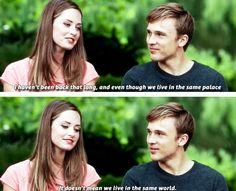 Ophelia & Liam #1x01