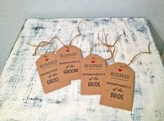 Reserved for grandparents seat tags for by TexasFarmersDaughter