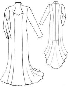 patron couture robe gratuit 13