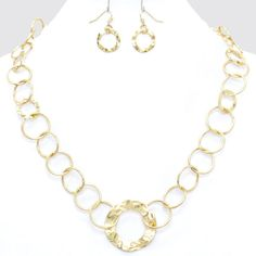 Long Simone Necklace Set