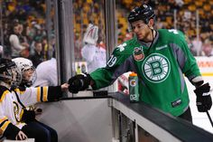 Tyler Seguin of the Boston Bruins  (Photo by Brian Babineau/NHLI via Getty Images)