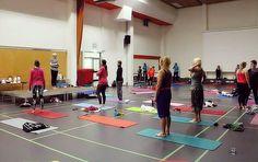Joogaa, pilatesta, upea luonto ympärillä, mahtava porukka ja virkeä mieli 💚 Kesän Jooga-Pilates kurssi 16.-17.6. Vielä ehdit…