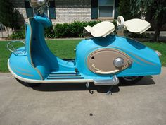 1946 Salsbury & Tessa | Scooter Doc Forum