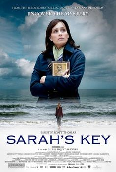 Sarah's Key - well told perspective of a tragic historical event. Everyone should read this!