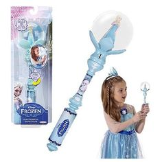New Disney Frozen Elsa Queen Magic Wand Plays Let it Go. For Dress Costume! #Disney #frozen