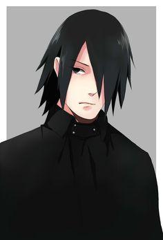 Sasuke | BORUTO見てきたよ!!! | 渦野 [pixiv] http://www.pixiv.net/member_illust.php?mode=medium&illust_id=51882875