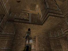 Tomb Raider 1, captura de pantalla