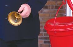 Christmas Blessings from the Salvation Army