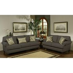 awesome @Overstock - Add a casual, relaxed air to your living room or den with this styl... by http://www.top-homedecor.space/sofas-and-loveseats/overstock-add-a-casual-relaxed-air-to-your-living-room-or-den-with-this-styl/