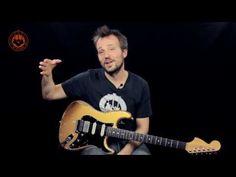 Eric Clapton - I Shot The Sheriff - Riff du Mardi #36