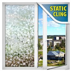 BDF decorative window films are an amazing solution to add creativity and style to your otherwise bare flat glass windows at the fraction of the cost of patterned or stained glass. Whether your purpose is privacy, our easy-to-install DIY decorative films are available for homes and other interior spaces to help you create the kind of environment you wish to experience. It will provide a stylish pattern for your window and privacy for your living environment. Our static cling, non-adhesive… Traditional Windows, Window Films, Static Cling, Installation Manual, Decorative Glass, Living Environment, Save Energy, Stained Glass, Adhesive