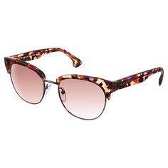 5ca7c6d41e0 Buy Prada PR08QS Portrait Sunglasses Online at johnlewis.com Clubmaster  Sunglasses