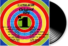 BARRAEZO PRESENTA:: V. A. Original Hits Vol. 1 - Palacio LP 7403 - 197...
