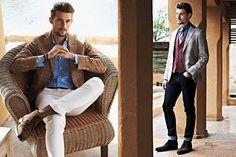 Scapa Spring/Summer 2015 Men's Lookbook   FashionBeans.com