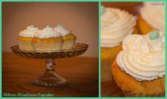 Möhren-Haselnuss-Cupcakes mit Mascarpone-Topping