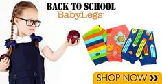<3 Nature Bumz Co. #Babylegs adoreable Leggings in Back to School Prints!