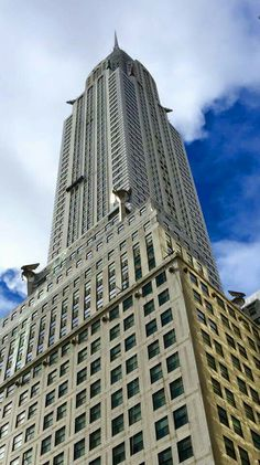 #ChryslerBuilding #Chrysler #NewYorkCity #NYC
