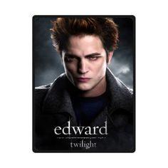 """Custom Blanket 80""""x58"""" Twilight Edward Cullen 375935"""