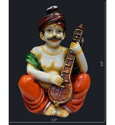 Order Online for Rajasthani Sitar Player Statues from www.krafthub.com at affordable price. Find Latest offers, Discount coupons, Free Home Delivery Available across India. http://www.krafthub.com/rajasthani-sitar-player.html